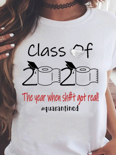 The Year When Shit Got Real T-Shirt