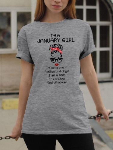A One In A Lifetime Kind Of Woman Classic T-Shirt