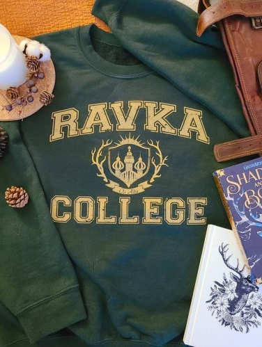 Ravka College Sweatshirt